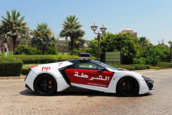 Alsayegh Media Wins Abu Dhabi Police Brief Campaign Middle East