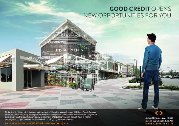 AECB English Business Ad