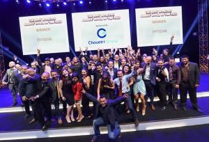 FP7 Winners at Effie Awards MENA