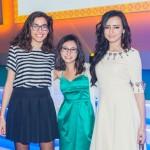 Dounia Messihi, Reem Al Ani, Heela Doudzai