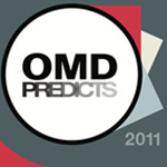 OMD Predicts to focus on 'Medianomics'