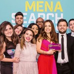 Winners of first MENA Search Awards named