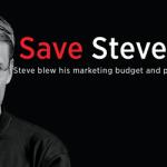 insydo asks you to 'Save Steve's Job'